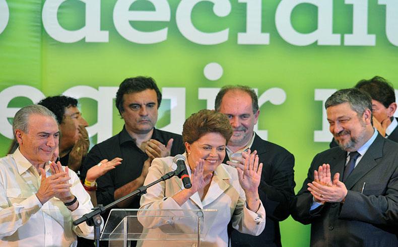Dilma Rouseff Brazil