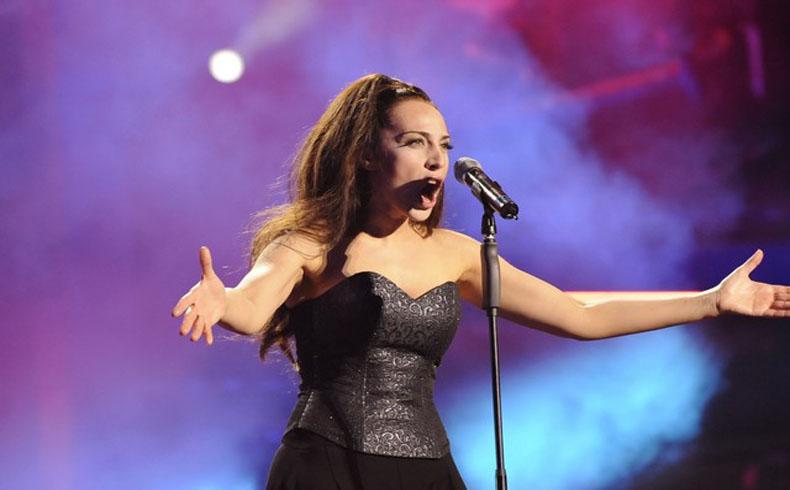 La cantante Mónica Naranjo presenta con convicción '¡A bailar!', programa solidario con parejas de famosos de protagonistas
