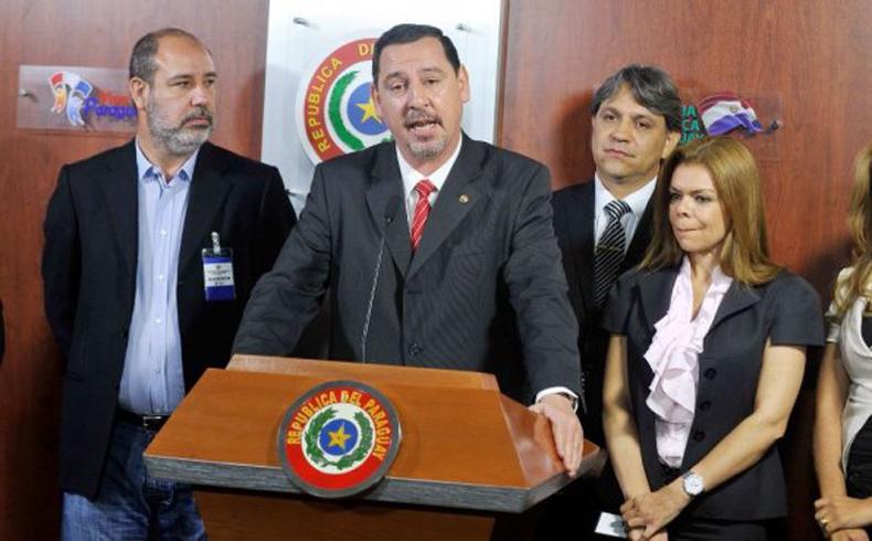 Alto Parana: el Partido Colorado se prepara para las elecciones municipales de 2015