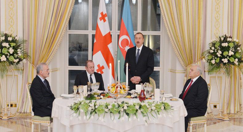Azerbaiyán fortalece relaciones bilaterales con Georgia