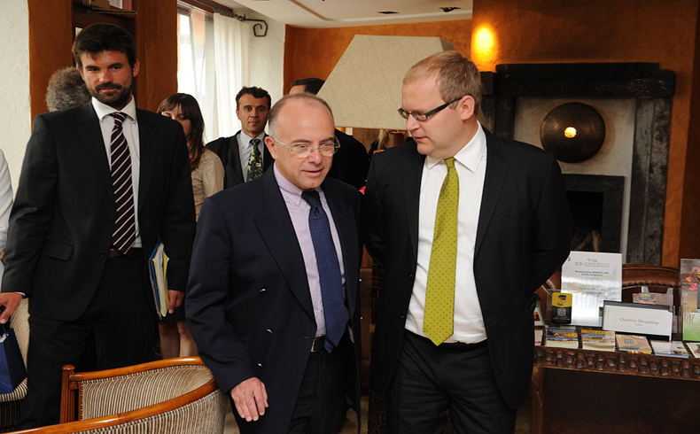 Bernard Cazeneuve France