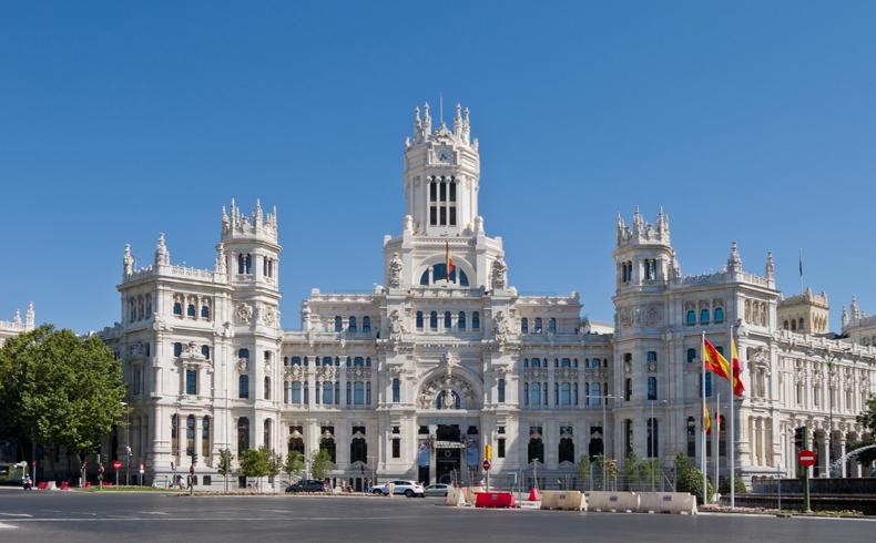 Sede del Ayuntamiento, Madrid
