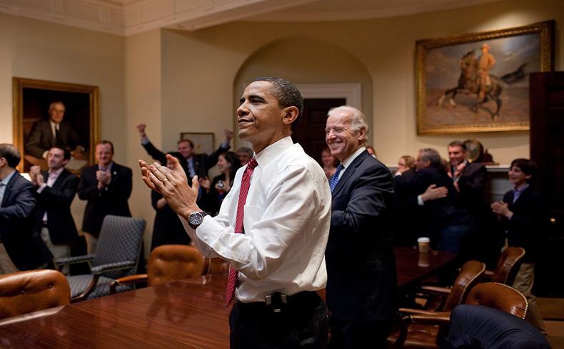 Según el presidente de EE.UU., en su plan Obamacare, que atrae a los adultos jóvenes, ya se han inscripto 8 millones