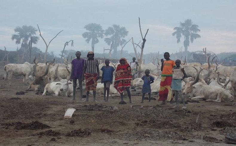 El ACNUR y el PMA alarmados por la magnitud de las necesidades en Sudán del Sur