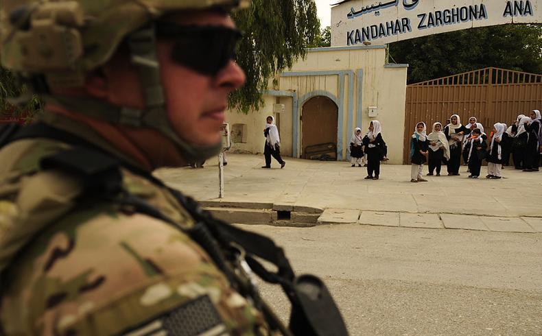 kandahar us troops