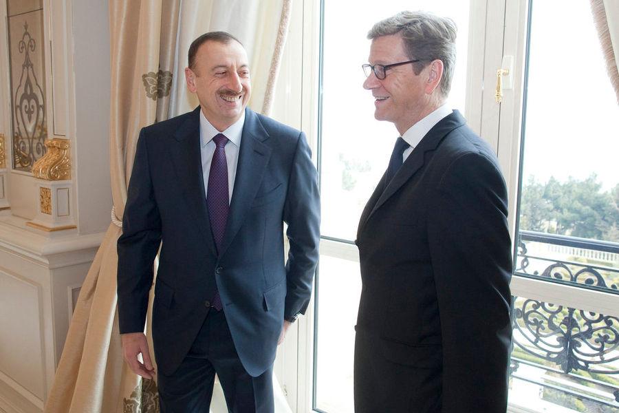 Azerbaiyán y Alemania: Excelente cooperación político-económica