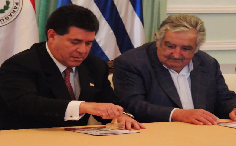 HC and Jose Mujica,