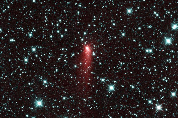 El NEOWISE de la NASA descubre un cometa que parecía un asteroide