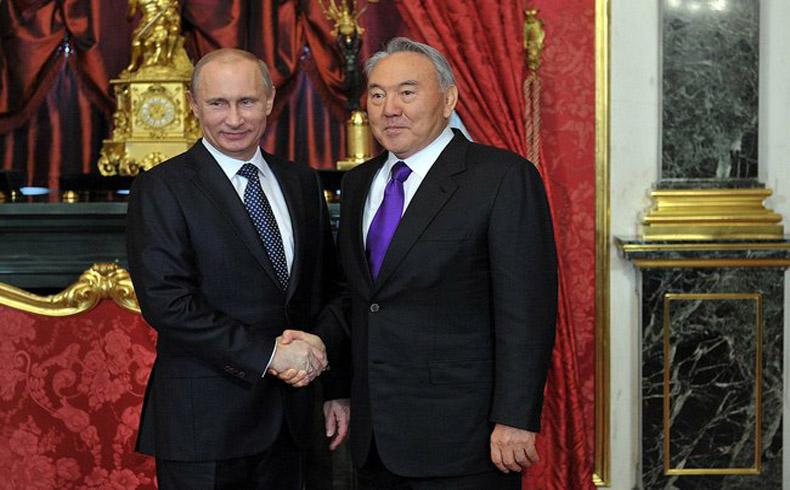 Kazajstán podria retirarse de la Unión euroasiática LUEGO de los comentarios de Putin Sobre Kazajstán y Su Futuro
