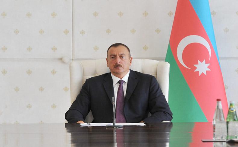 Ilham Aliyev 2014