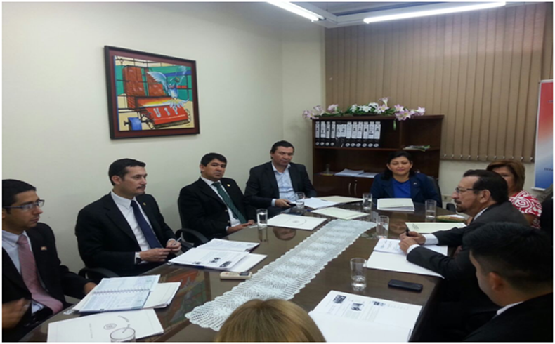 Paraguay meeting