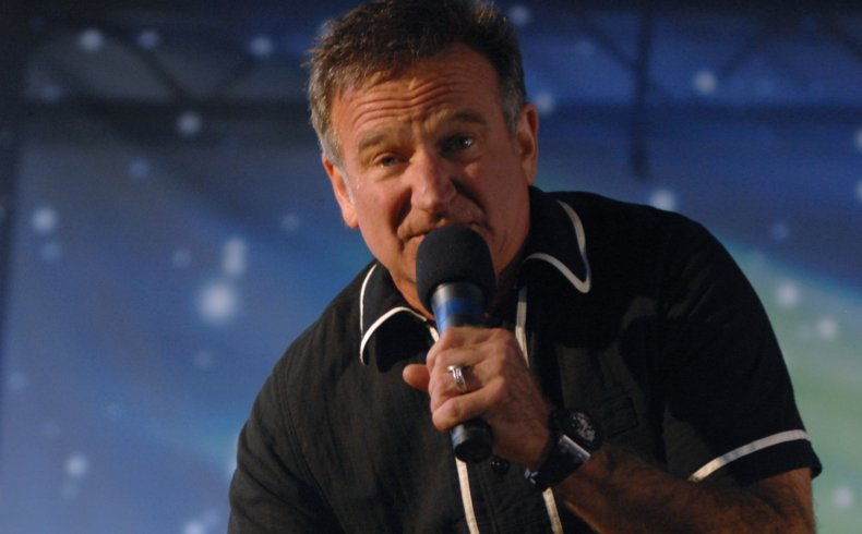 Encuentran muerto a actor Robin Williams