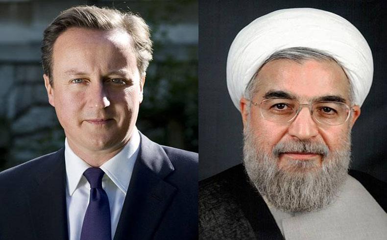 Rouhani Cameron