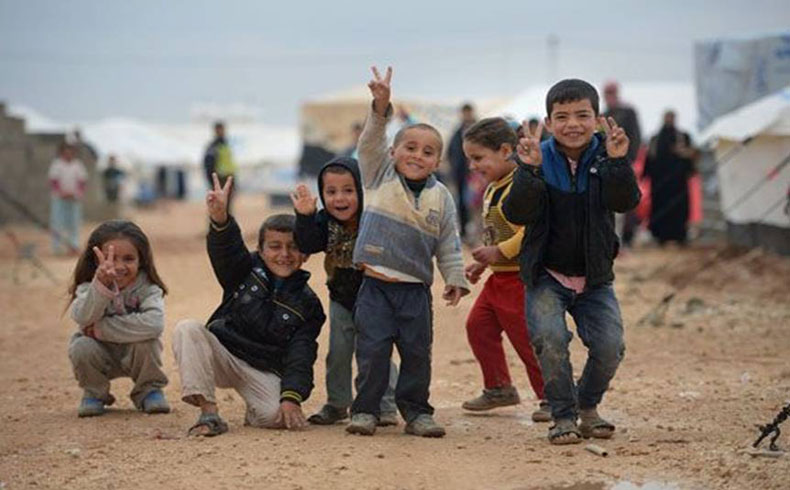 refugiados Siria - Uruguay