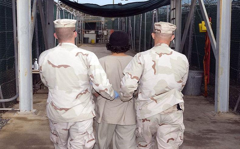 Gunatanamo prisoner