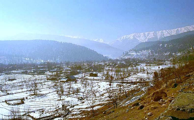 Valle de Cachemira
