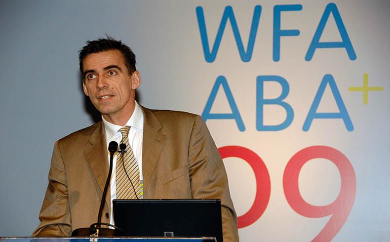 Stephan Loerke, WFA CEO