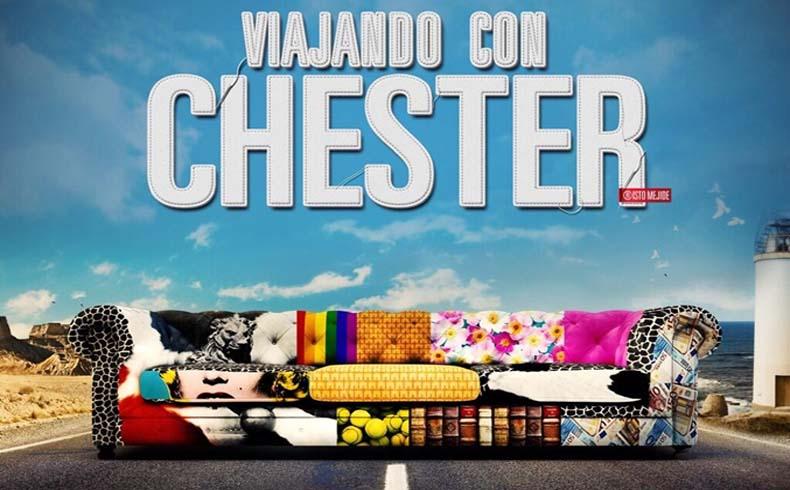 Viajando con Chester