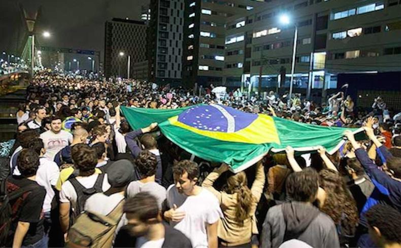 Brasil anti-corruption