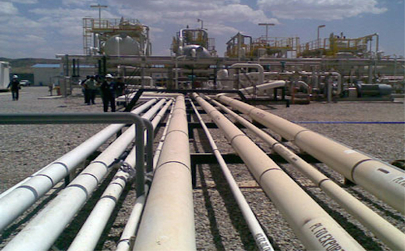 Kurdistan Iraq oil