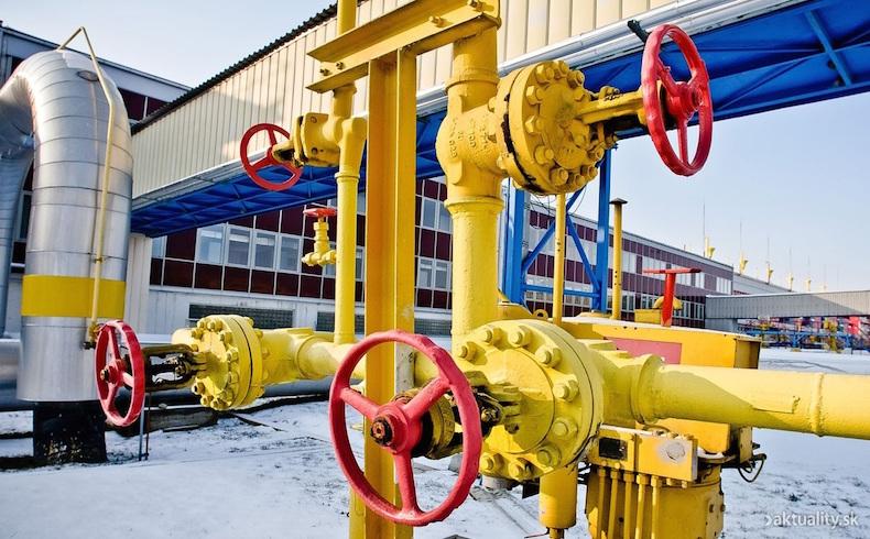 Slovakia gas Eustream