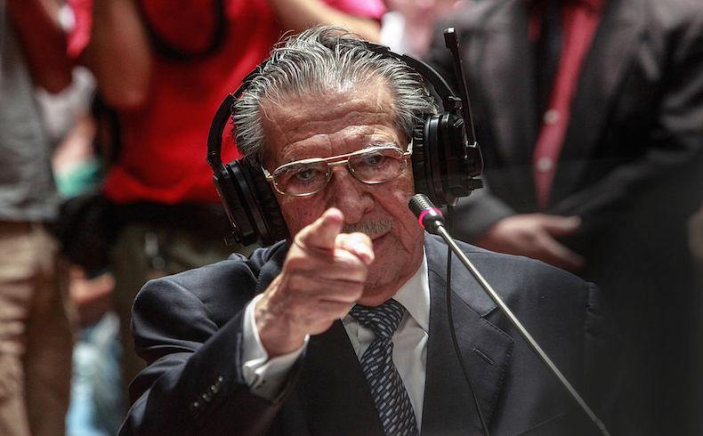 José Efraín Ríos Montt