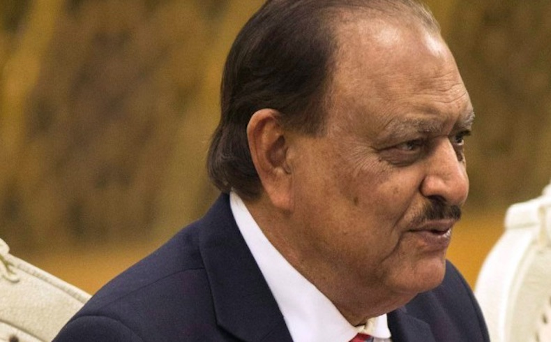 Mamnoon Hussain Pakistan