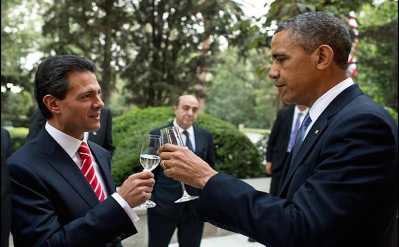 Obama Nieto