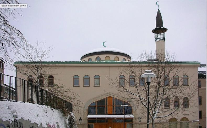 Stockholm mosque