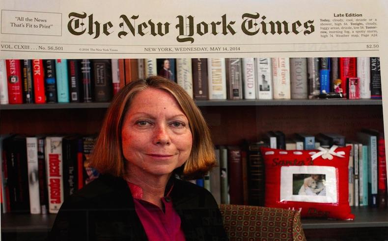 Jill Abramson NYT