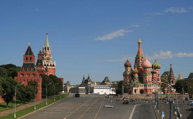 St. Basil's Cathedral Kremlin