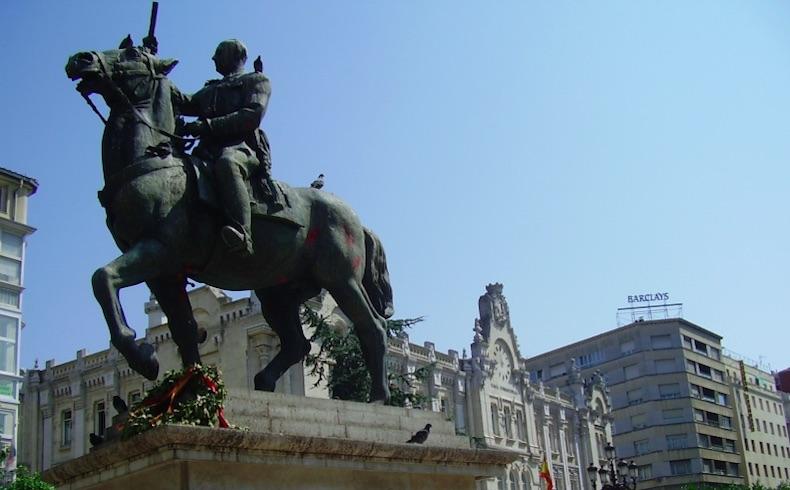 Franco Spain photo