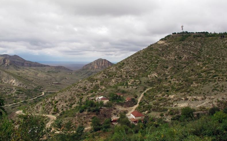 Karakend, Nagorno Karabaj Azerbaiyan