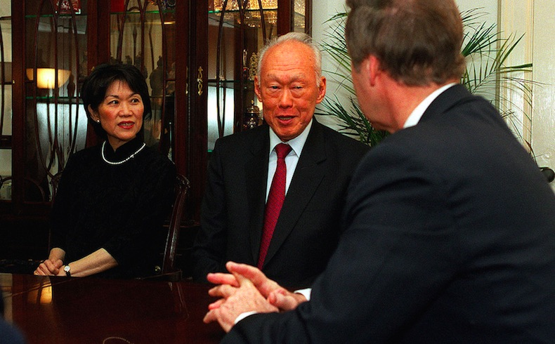 Lee Kwan Yew Singapore