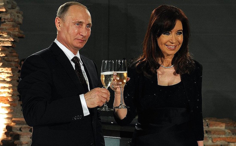 Putin Fernandez