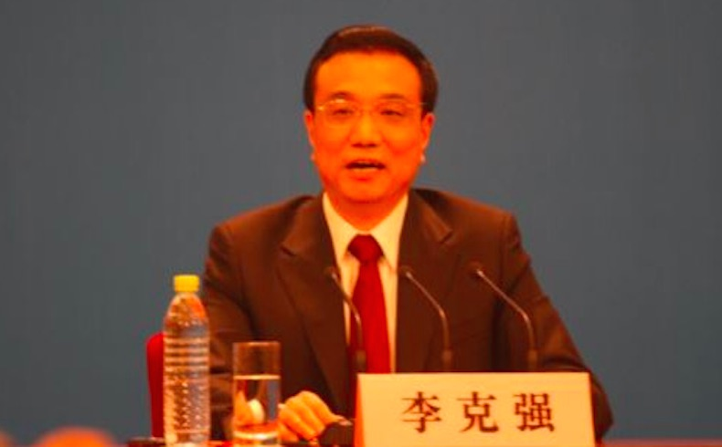 Li Keqiang China