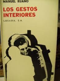 """""""Los gestos interiores"""" (Primer Gran Premio Internacional de Poesía de Habla Hispana """"Tomás Stegagnini"""")"""