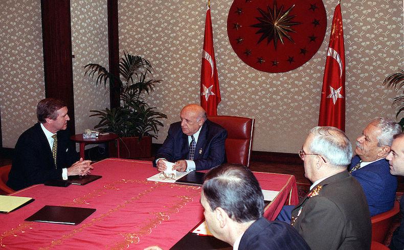 Suleyman Demirel