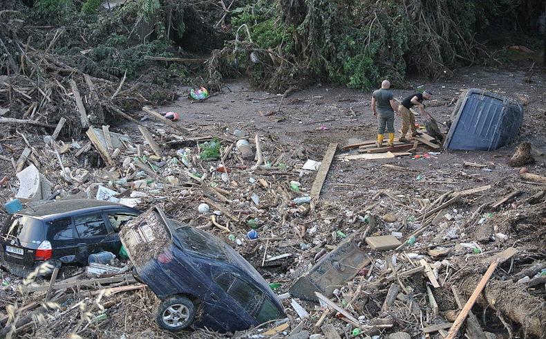 El costo de los daños por la inundación en Tiflis es 'mucho más alto' de lo estimado inicialmente