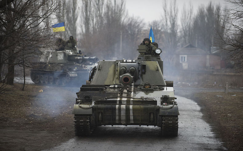 Ukraine Donbas