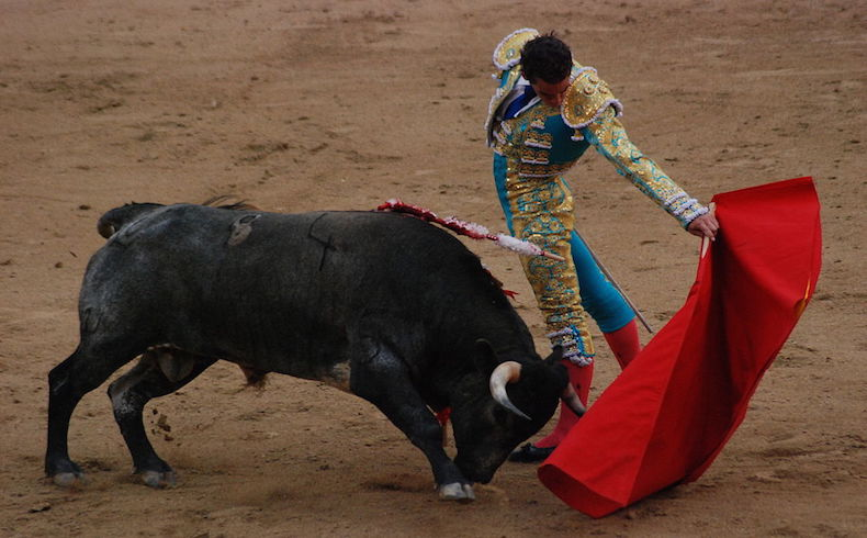 Madrid Bullfight