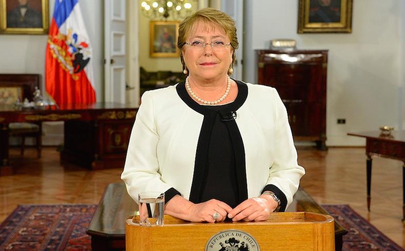 President Bachelet