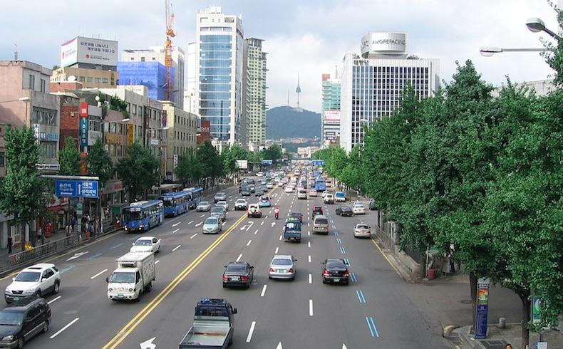 Seoul Corea del Sur