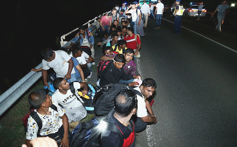 Noruega ofrece 1.200 dólares a los refugiados que abandonen el país