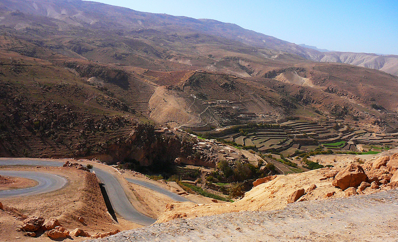 Sinjar mountains Iraq