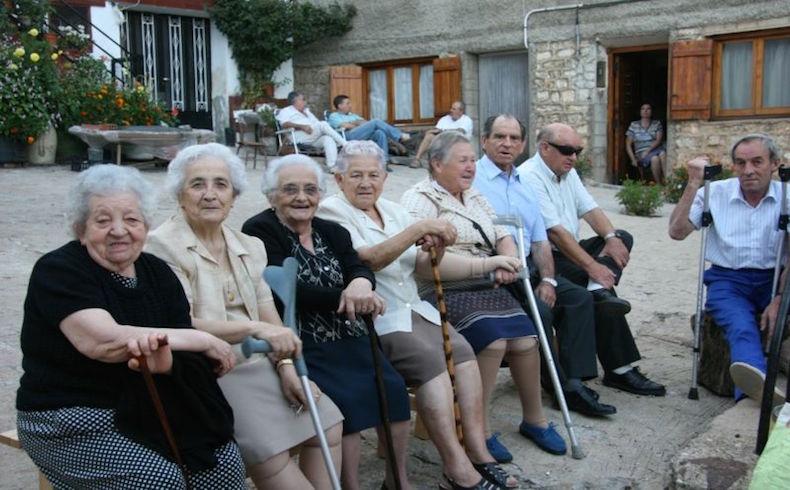 Abuelicos noguera Espana