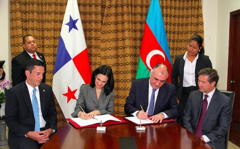 Azerbaiyán fortalece la cooperación bilateral con Panamá