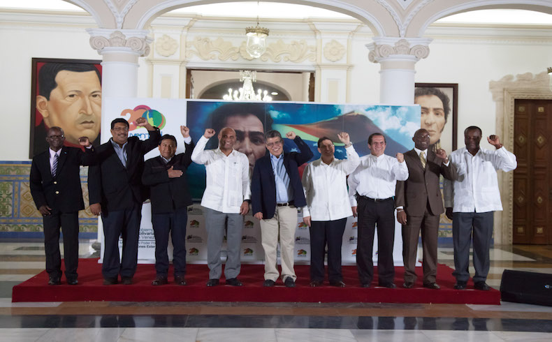 Bolivarian Alliance for the Peoples of Our America