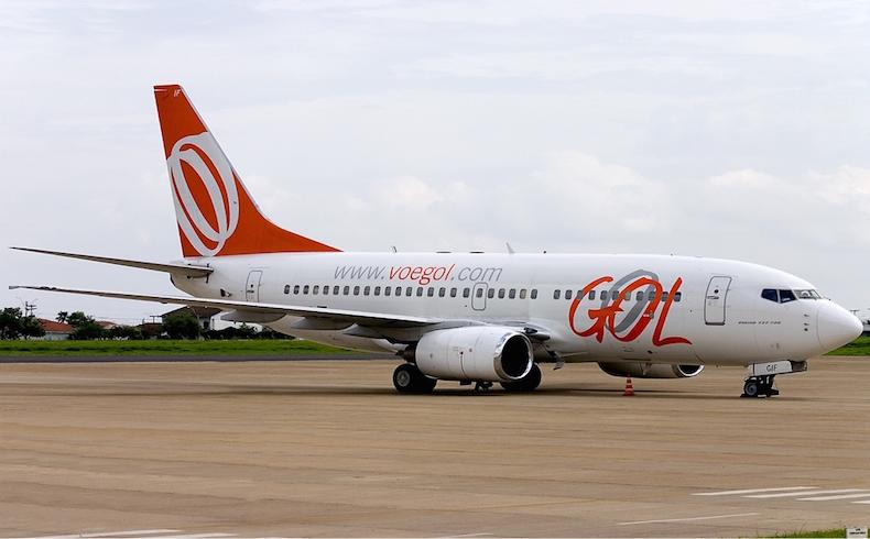 Gol airlines Brasil