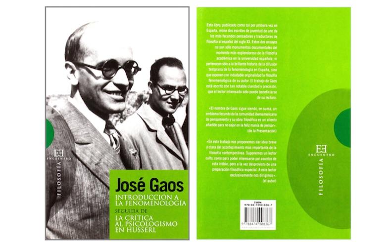 Jose Gaos
